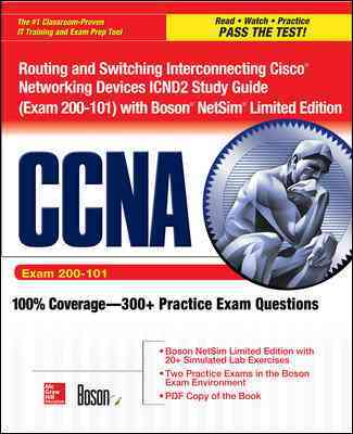 Ccna Cisco Certified Network Associate Routing and Switching By Owen, Edwin
